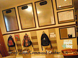 Drop ZoneCommand Center