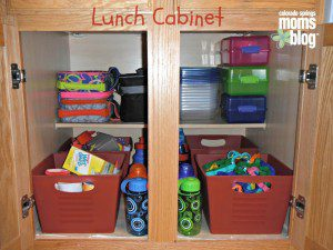 Lunch Cabinet CSMB