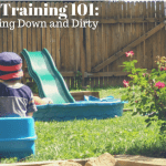 Potty Training 101: Getting Down and Dirty