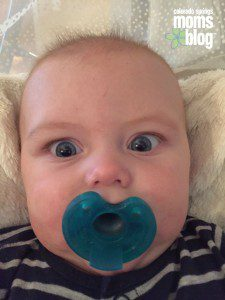 Pacifiers for the win!