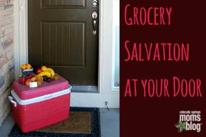 Grocery Salvation at your Door
