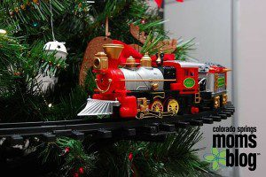 Train-under-tree