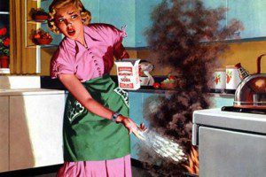 How to go from hot mess to stepford wife