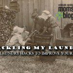 Tackling My Laundry