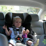 Expect the Accident!  Keeping Kids Safe While Driving.