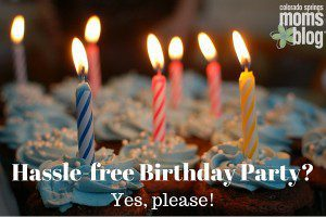 Guide to Birthday Parties in Colorado Springs