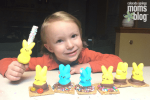 Easter Treats with Peeps 3