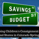 Shopping Children's Consignment Sales and Stores in Colorado Springs