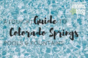 Colorado Springs Pools and Fountains