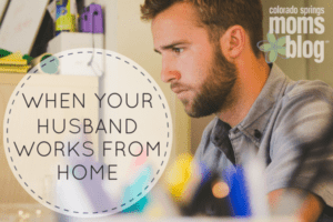 work at home dad