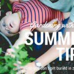 Gardening With Kids: Summer Tips