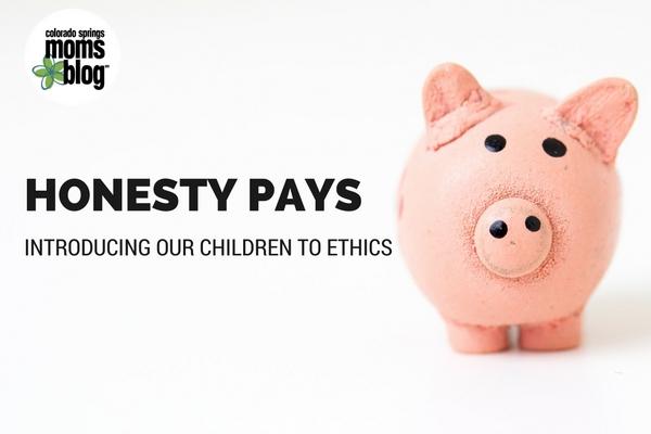 Honesty Pays