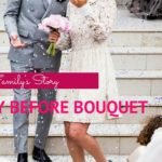 Baby Before Bouquet Toss: Our Family's Story