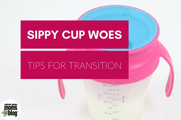 Sippy Cup Woes