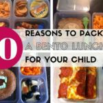 10 Reasons to Pack a Bento Lunch for Your Child