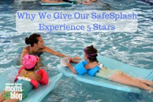 SafeSplash Swimming Success