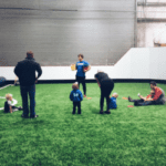 How Soccer Buddies Turned Me Into a Soccer Mom