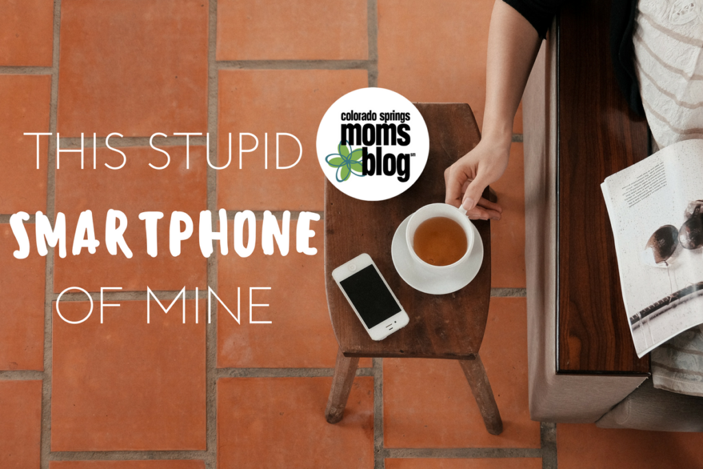 stupid smart phone Studies of the effects of smartphone use will give you pause.