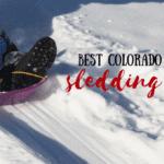 Best Colorado Springs Sledding Hills