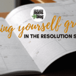 Giving Yourself Grace in the Resolution Season