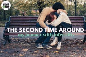 second infertility