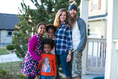 Laura Hoffman Colorado Springs Mom
