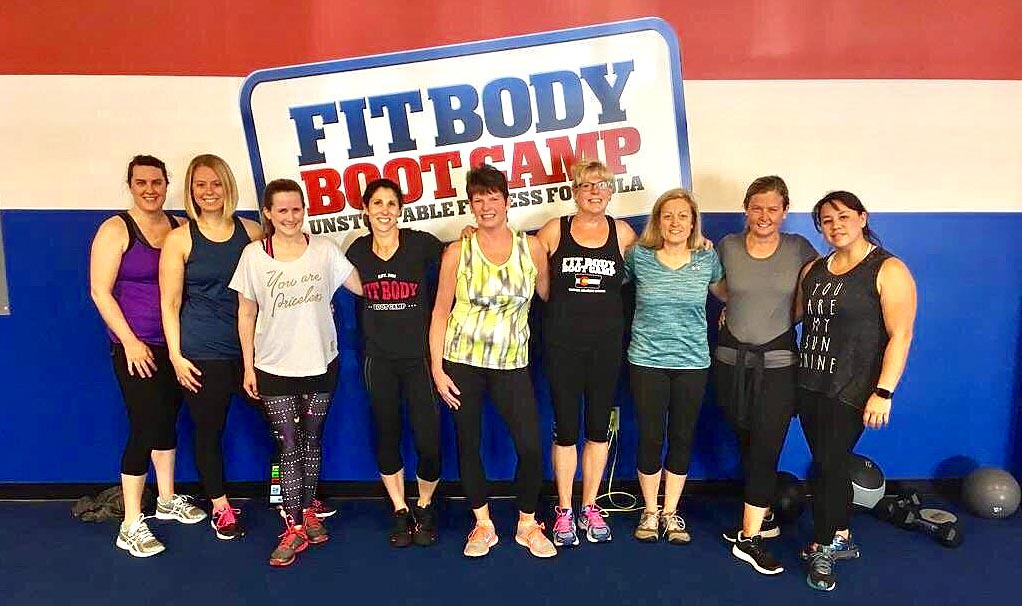 Central Colorado Springs Fit Body Boot Camp