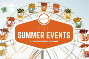 Free Summer Events in Colorado Springs and Denver