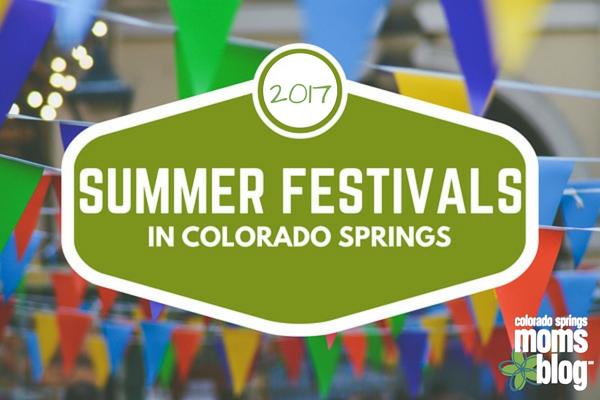 Summer Festivals Colorado Springs