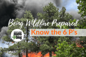 wildfire prepared