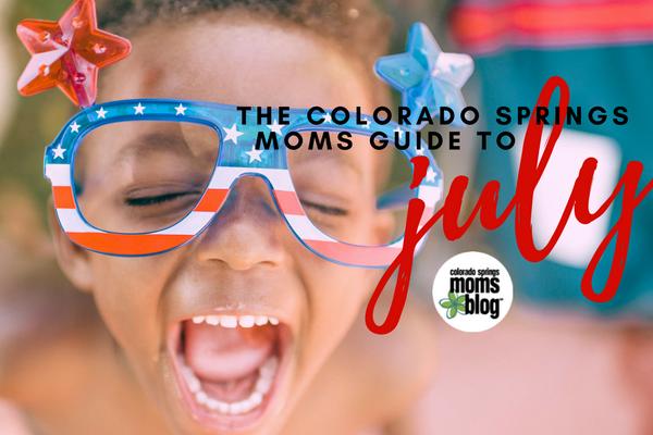 July Colorado Springs