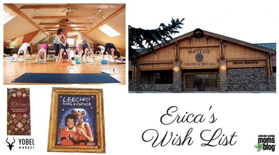 Erica Wish List