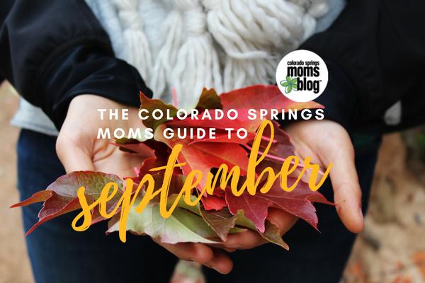 Colorado Springs guide to September