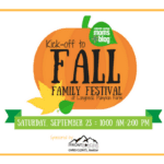 Kick Off To FALL Family Festival {Save The Date}