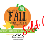 Kick Off To FALL Family Festival Ticket Release {SOLD OUT}