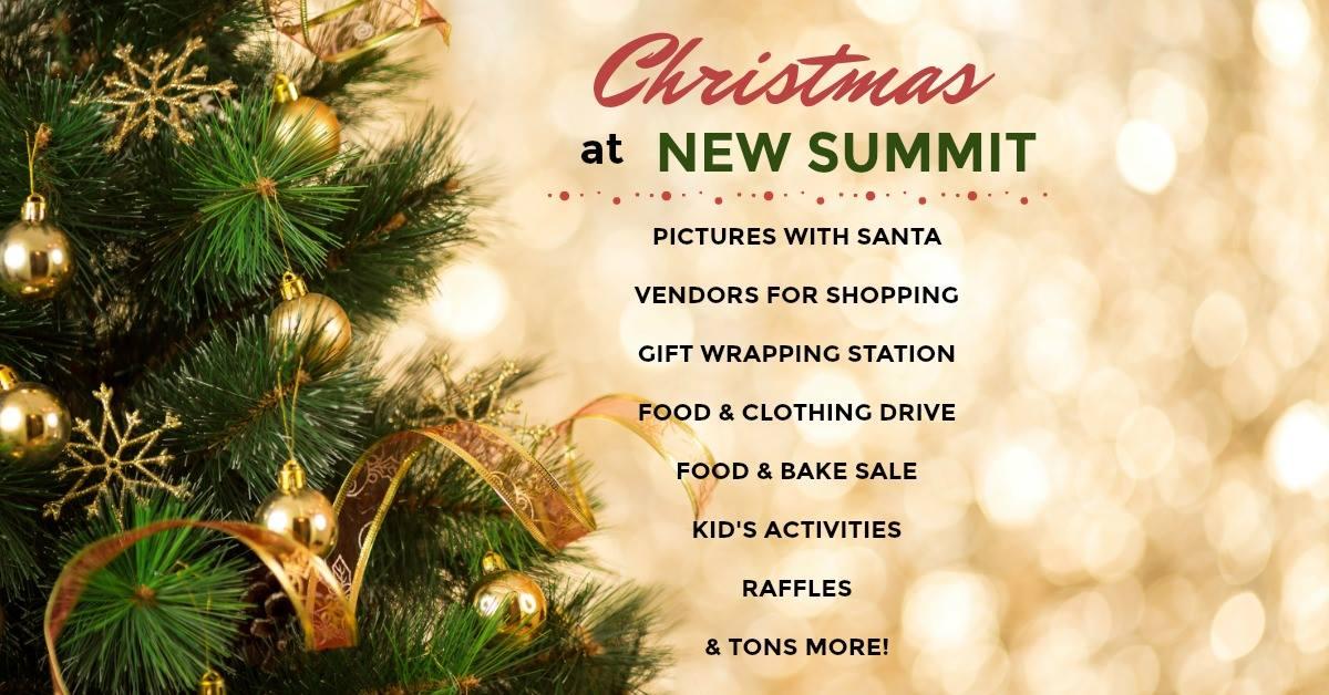 Christmas at New Summit | Colorado Springs Moms Blog