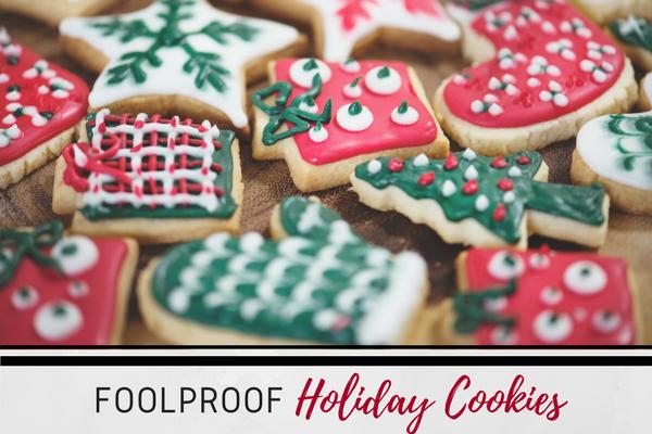 Foolproof Cookies
