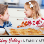 Holiday Baking: A Family Affair