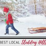 Best Local Sledding Hills