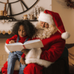 A Yearly Dose of Cheer: The Santa Visit