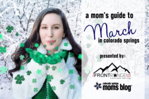 Moms Guide to March