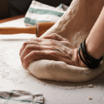 Not Being Needed When the Dough Is Being Kneaded