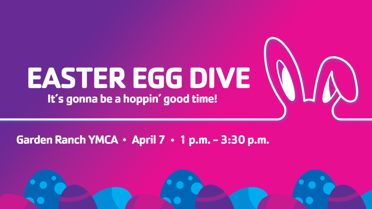 easter egg dive garden ranch ymca colorado springs moms blog - Garden Ranch Ymca