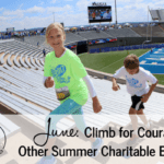COSMB Cares: Climb for Courage and Other Summer Charitable Events