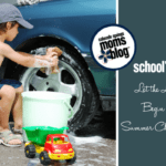 School's Out: Let the Learning Begin with a Summer Chore Chart