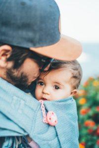 fatherhood dad and baby