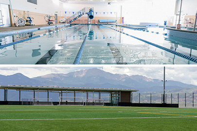 All Are Invited To Celebrate A Birthday At The University Of Colorado Springs Campus Recreation