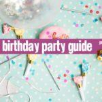 The Colorado Springs Birthday Party Guide