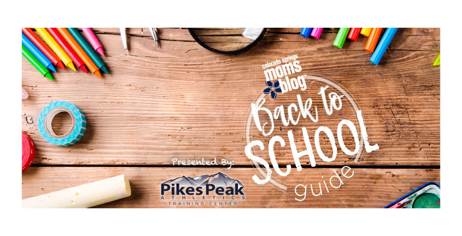 Back to School Guide Cover