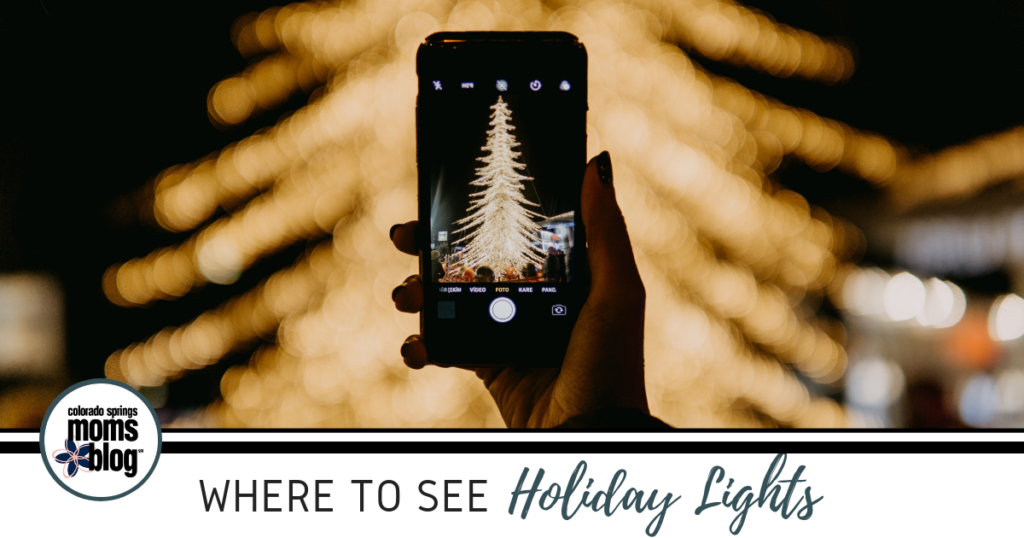 Where To See Local Holiday Lights